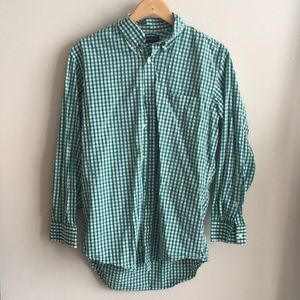 Lands' End Button Down Oxford Shirt
